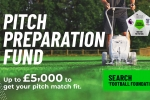 Pitch Preparation Fund graphic